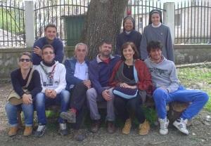 visita a don Antonio sulle montagne di Tropoia