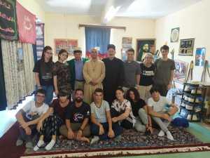 A Berat con il sufi